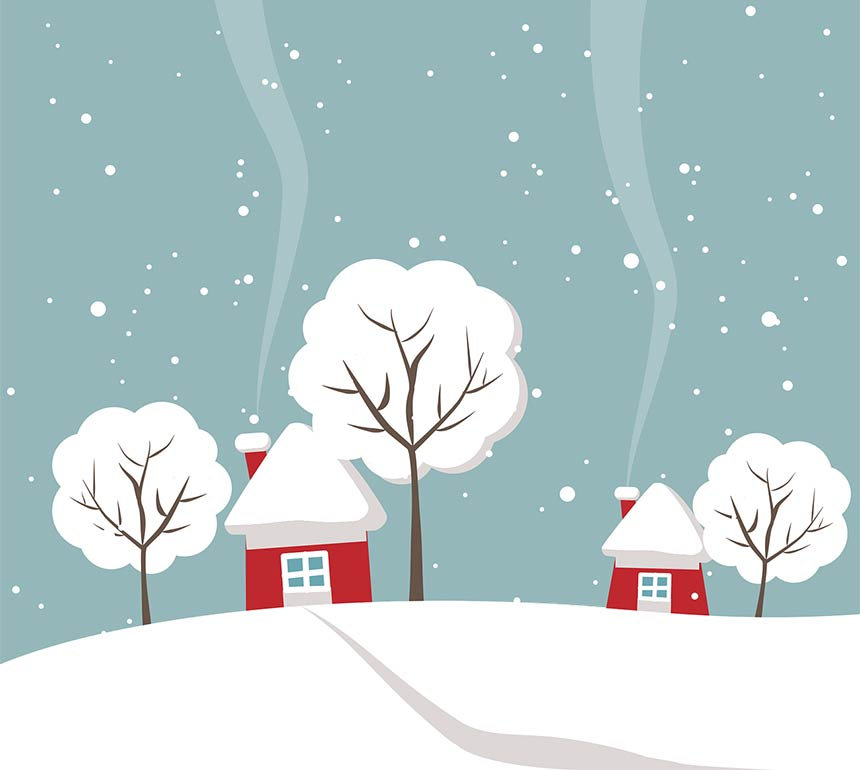 Verkehrssicherungspflicht bei Eis und Schnee
